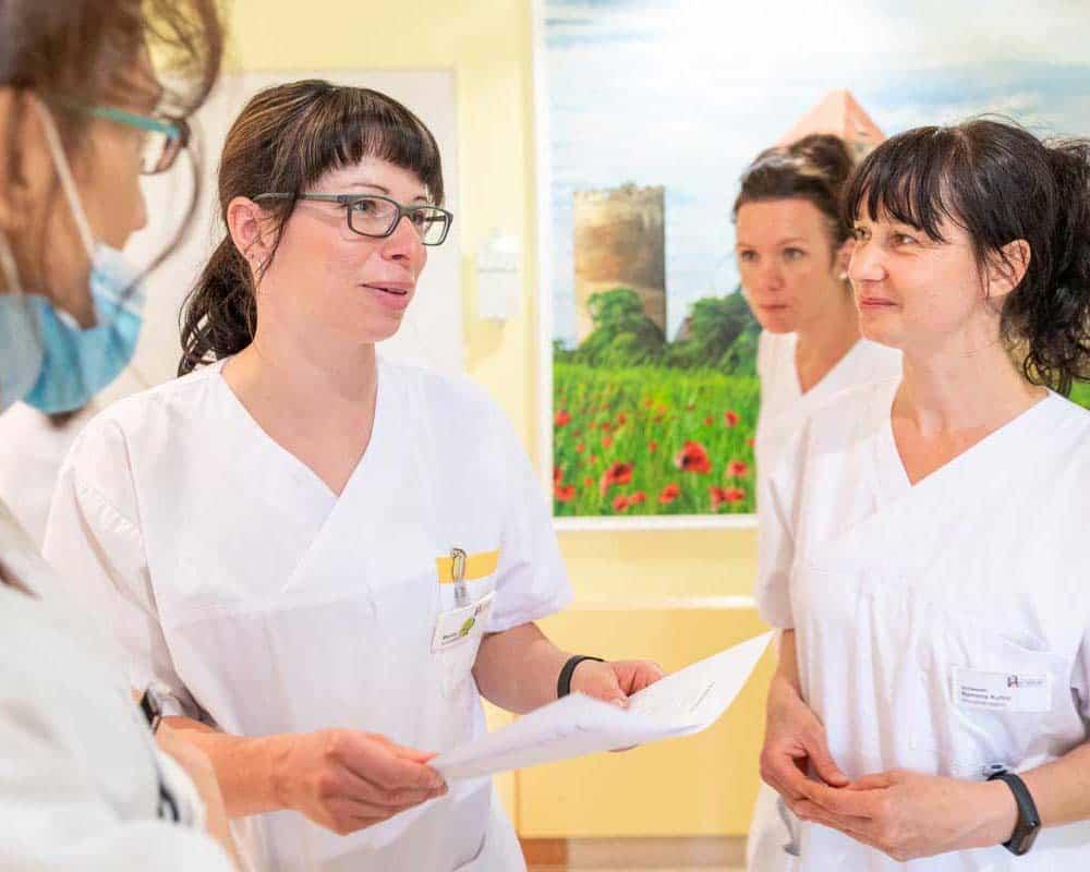 Banner CvBK Informationen - Patienten & Besucher